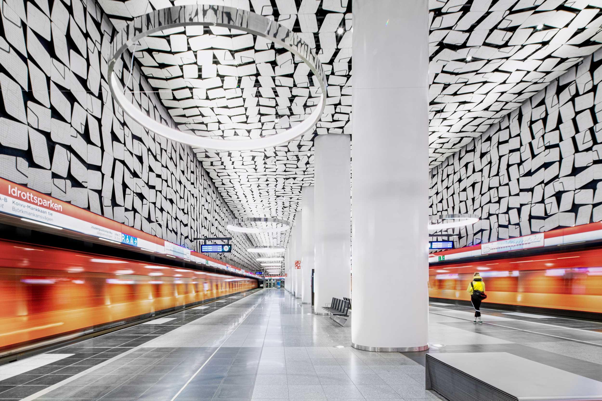 helsingin metroasema