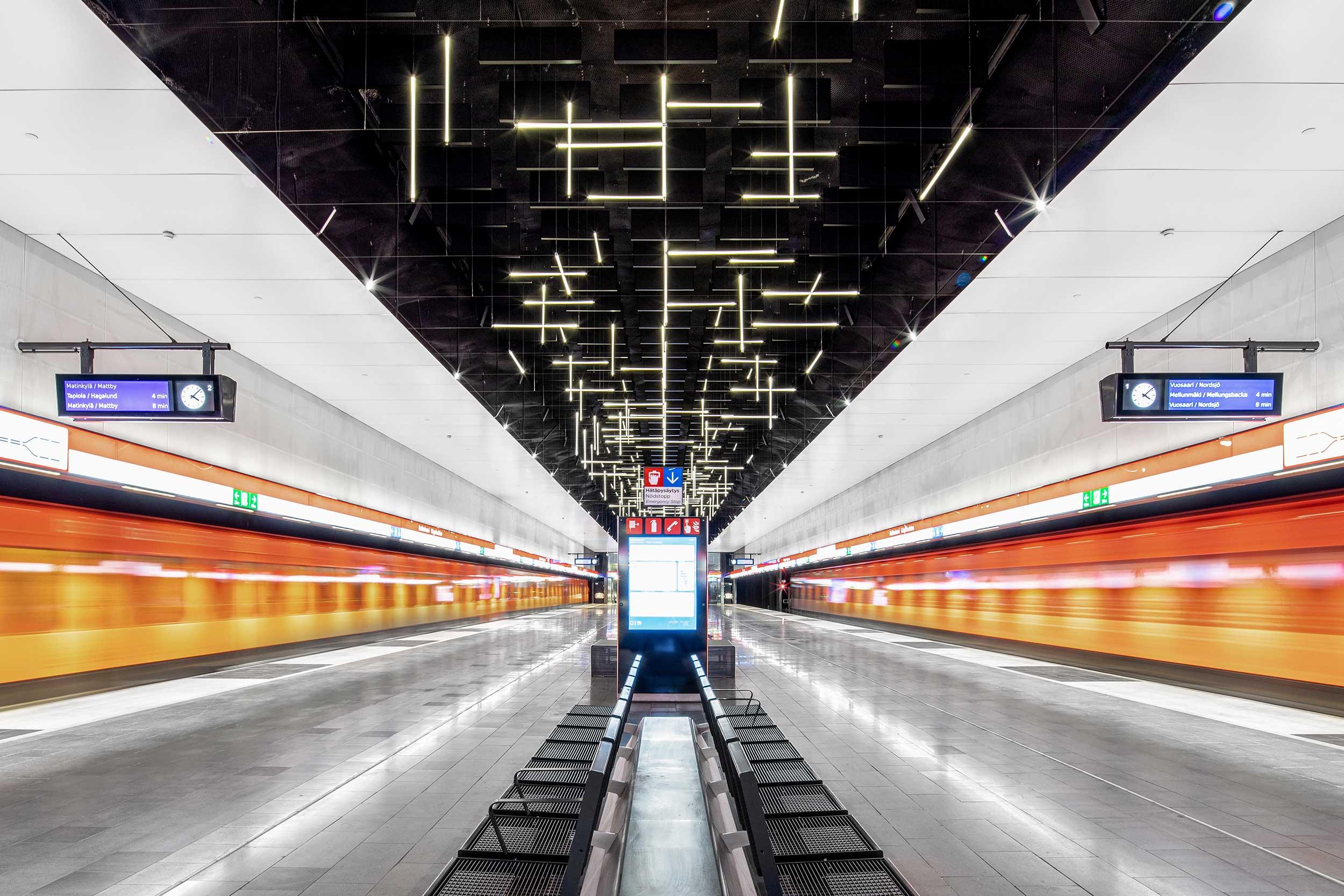 helsinki metroasema