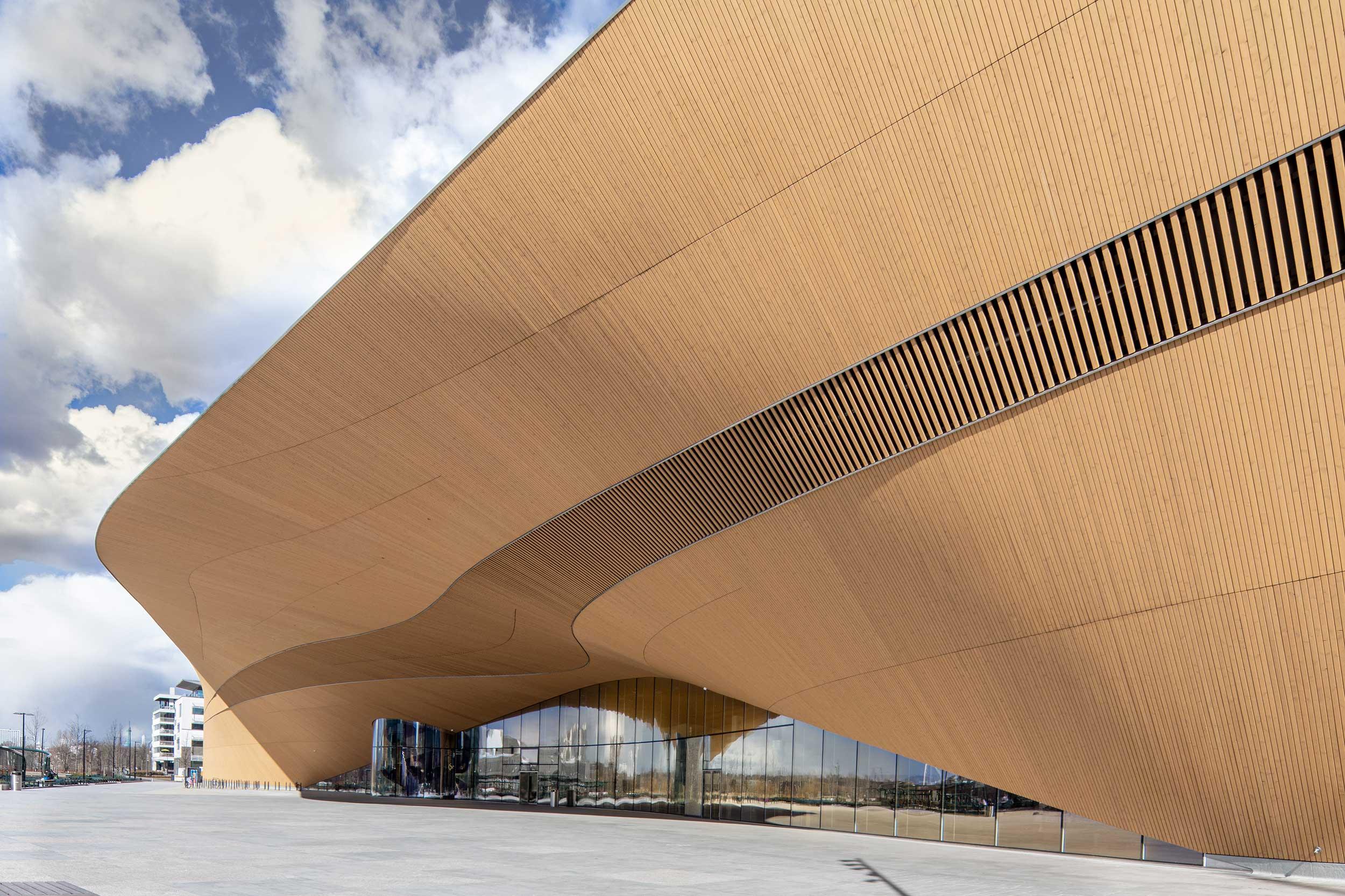 keskuskirjasto oodi arkkitehtuurikuva